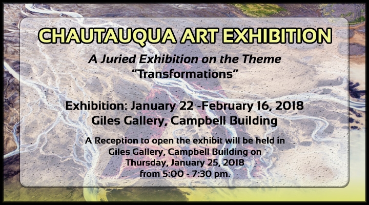 Chautauqua National Juried Art Exhibition