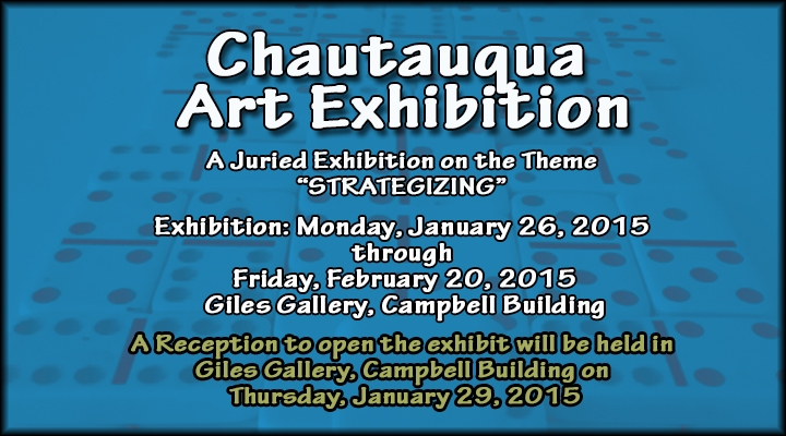 Chautauqua Art Exhibition—Annual Nationwide Art Showcase