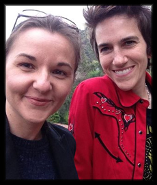 Ashley York and Sally Rubin